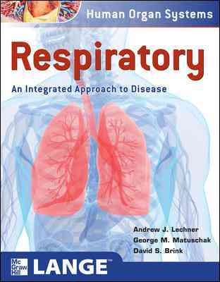 Respiratory By Lechner, Andrew